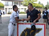 第98回全国高校野球鳥取大会 準々決勝 vs鳥取城北