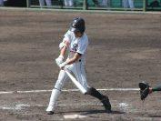 平成30年度春季鳥取県野球大会準決勝<鳥取商>